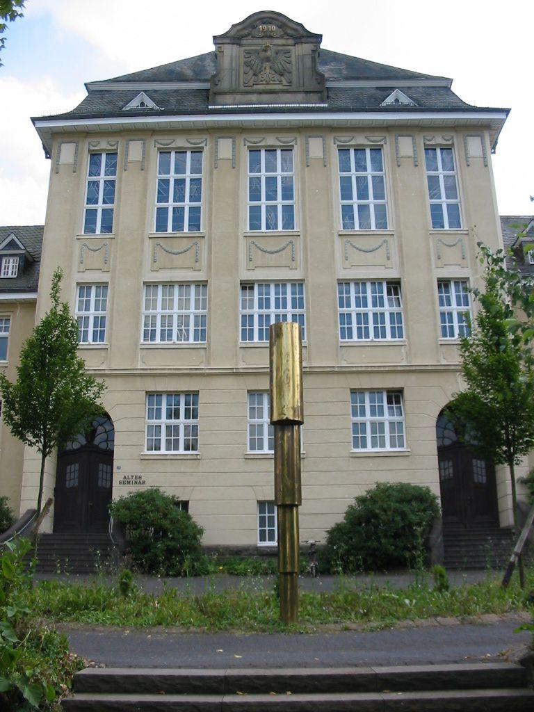 So finden Sie uns: Altes Seminar, 1. Obergeschoss, Lüdenscheider Straße 48, 51688 Wipperfürth
