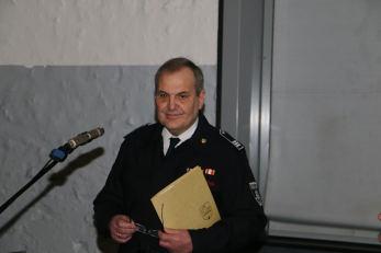Ehrenamtspreisträger 2018: Siegfried Förster